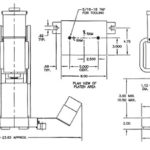 Electropunch Model CS Dimensions